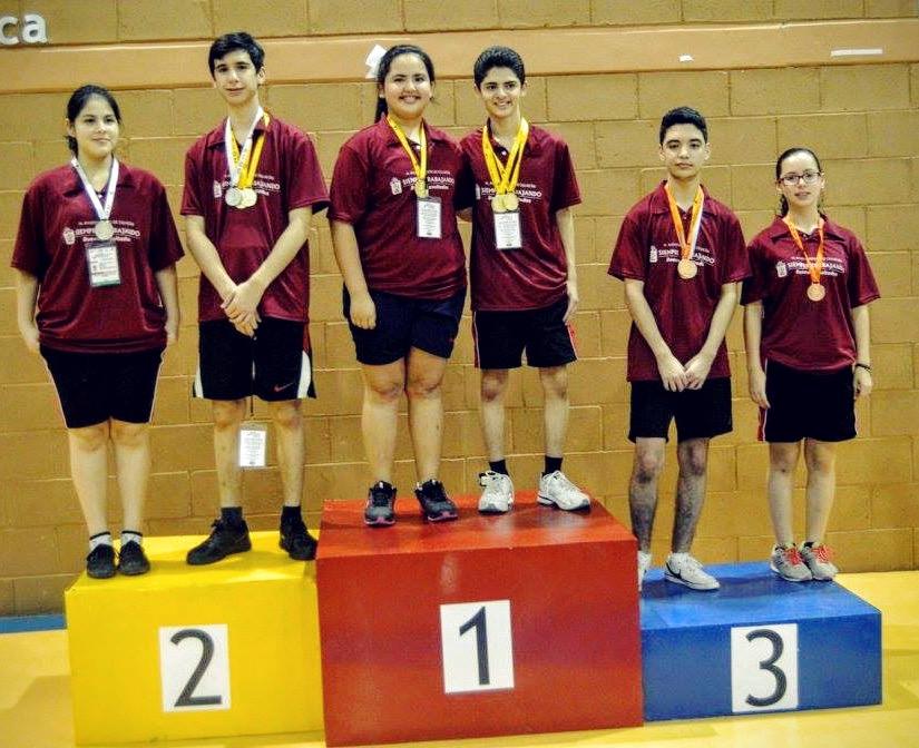 Torneo olimpiada estatal tenis de mesa instituto mar a montessori culiac n instituto mar a - Torneo tenis de mesa ...